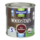 WOODSTAIN 250ML RED MAHOGANY