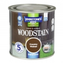 WOODSTAIN 250ML COUNTRY WALNUT