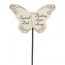 DAVID FISCHHOFF BUTTERFLY STICK SPECIAL DAD