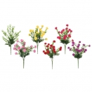 MINI MUM BUSH 32CM ASSORTED COLOURS