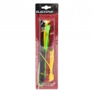 BLACKSPUR CABLE TIES 120PC ASSORTED COLOURS