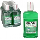 ENLIVEN MOUTHWASH 500ML FRESHMINT X8