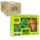 OKEEFFES 3PC GIFT PACK 2XWORKING HANDS TUB+1XLIP REPAIR UNSCENTED X6