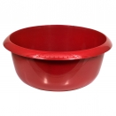 ROUND BOWL 8L RED