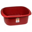 RECTANGLE BOWL 11L RED