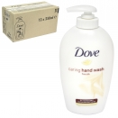 DOVE LIQUID SOAP 250ML FINE SILK X 12