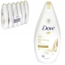 DOVE BODY WASH 500ML SILK GLOW X 6