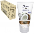 DOVE HAND CREAM 75ML RESTORING RITUAL COCONUT+ALMOND MILK X6
