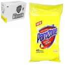PAROZONE TOILET WIPES 40S CITRUS X8