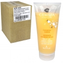 GEMSPA AMBER SHIMMER SHOWER 200ML X6