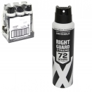 RIGHT GUARD XTREME APA FOR MEN 150ML INVISIBLE X6