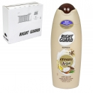 RIGHT GUARD SHOWER CREAM 250ML CREAM+OIL WITH CACAO BUTTER SCENT X6