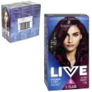 SCHWARZKOPF LIVE HAIR COLOUR PERMANENT ULTRA VIOLET X3