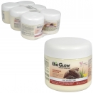 BIOGLOW CRUELTY FREE+VEGAN FRIENDLY MOIST+NOURISH CREAM 300M TUB COCOA BUTTER X6