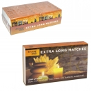BRYANT+MAY EXTRA LONG SAFETY MATCHES X12
